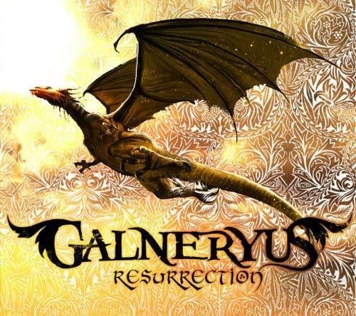 「A FAR-OFF DISTANCE」収録アルバム『RESURRECTION』/GALNERYUS