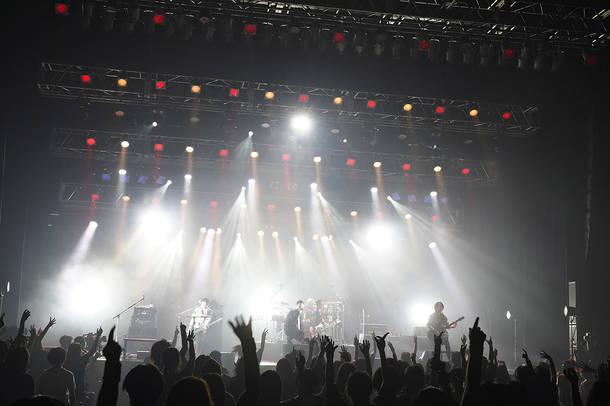 "『OBLIVION DUST Tour 2021 ""Metanoia""』 9月11日 at Zepp Tokyo(Photo by 緒車寿一)"