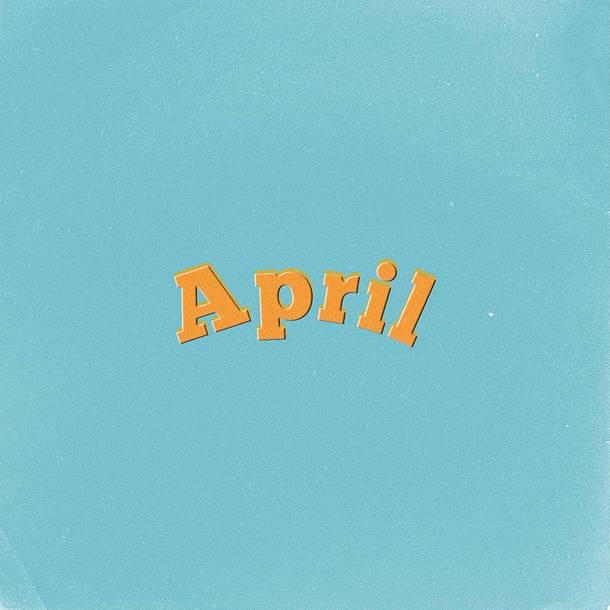 配信シングル「April」