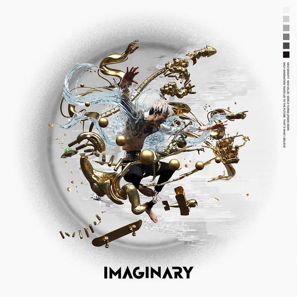 アルバム『Imaginary』【通常盤】(CD)