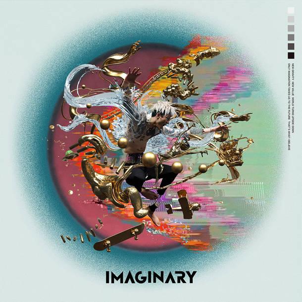 アルバム『Imaginary』【初回限定盤A】(CD+DVD)