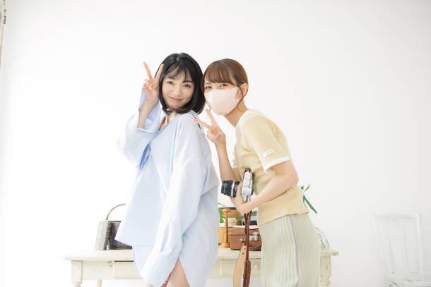 Task have Fun 熊澤風花(『PnR』vol.1 オフショット)