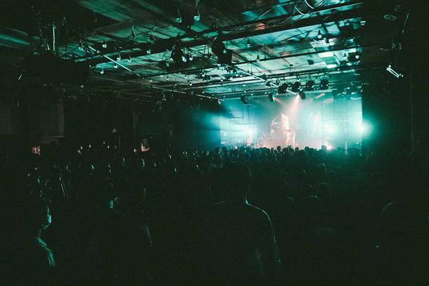 『Annihilation Tour』2021年9月10日 at 東京・恵比寿リキッドルーム