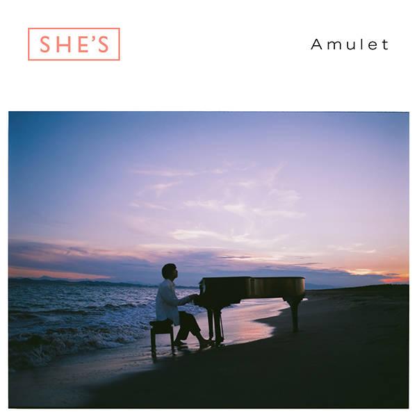 アルバム『Amulet』【通常盤】(CD)