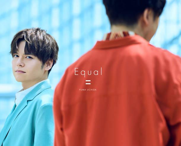 アルバム『Equal』【CD+BD盤】(CD+Blu-ray)