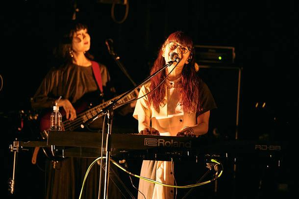 『ポップしなないでpresents『作戦会議』』9月20日 at 神田明神ホール(Photo by 稲垣 謙一)