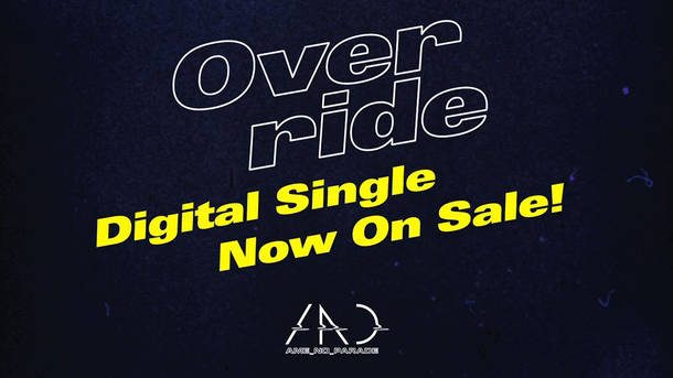 「Override」(Official Teaser2)