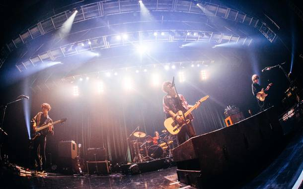 9月22日@大阪なんばHatch photo by  toya
