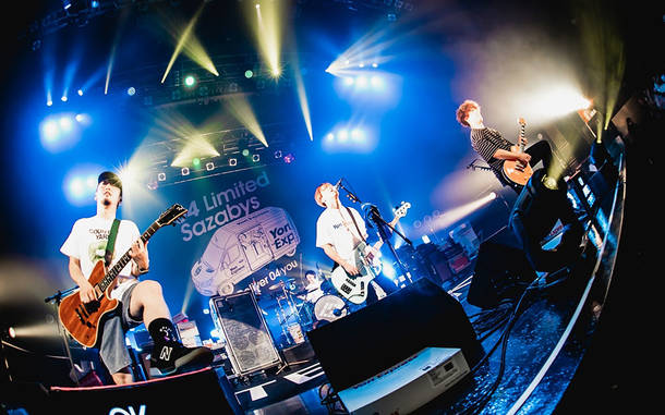 【ZOC ライヴレポート】 『ZOC FOR PRAYER TOUR  2021 SUMMER』 2021年9月9日  at Zepp Haneda(TOKYO)