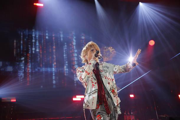 『手越祐也 LIVE TOUR 2021「ARE YOU READY?』2021年9月22日 at Zepp Haneda(TOKYO)