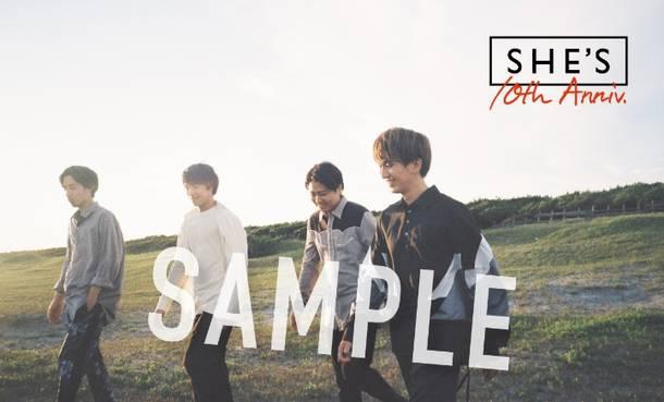 アルバム『Amulet』店舗別購入特典 HMVオリジナル特典:ステッカー