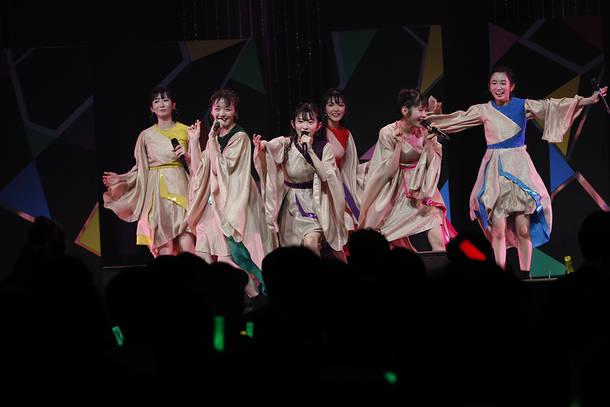 『ばってん少女隊 TOUR 2021「温故知新」』2021年9月26日 at Zepp Fukuoka