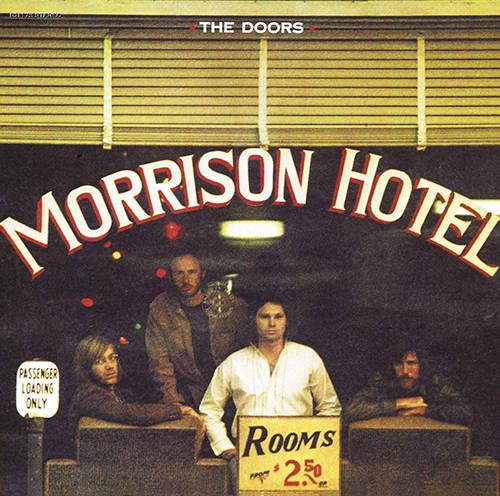 「Indian Summer」収録アルバム『Morrison Hotel』/The Doors