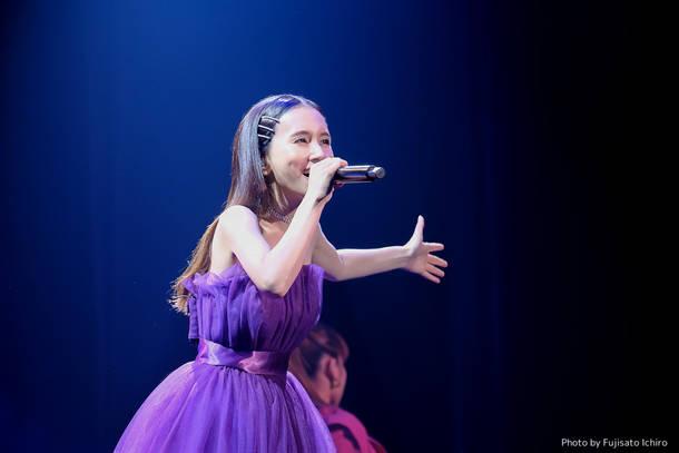 『May J. 15th Anniversary Tour 2021 - Euphoria -』2021年9月26日 at Zepp DiverCity(TOKYO)