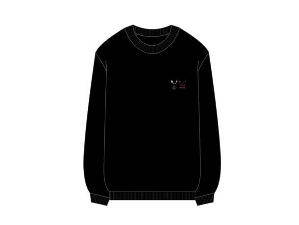 黒猫同盟オリジナルグッズ セーター