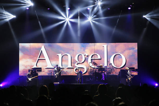 『Angelo 15th Anniversary「ARRIVAL FIELD」』2021年10月4日 at 豊洲PIT