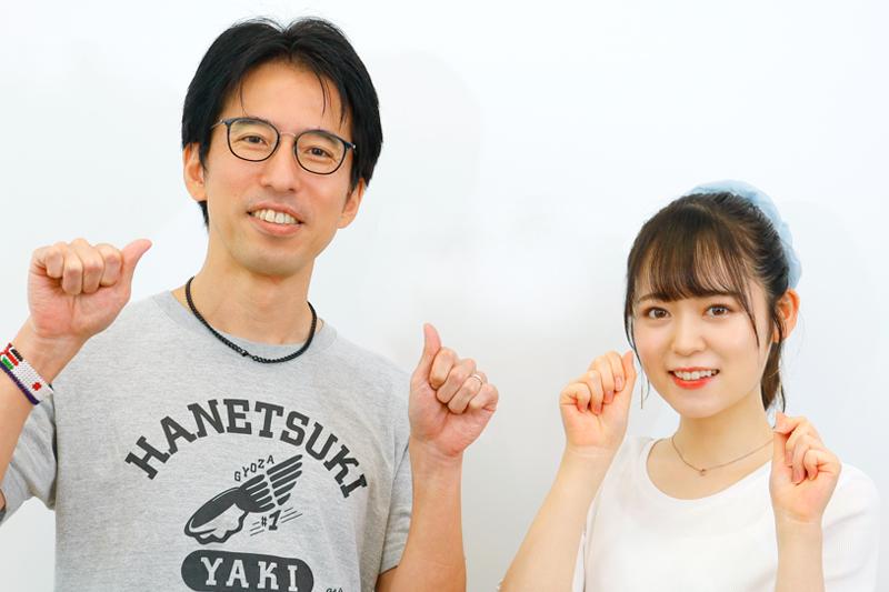 塚田編集長と西川怜