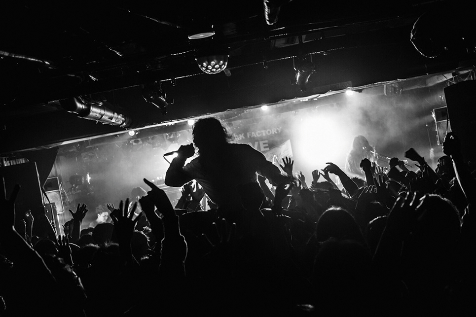 "『G-FREAK FACTORY""ダディ・ダーリン""TOUR 追加公演』2017年2月18日@高崎 clubFLEEZ"