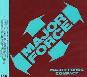 「LIFE IS a SCIENCE」収録アルバム『MAJOR FORCE COMPACT』