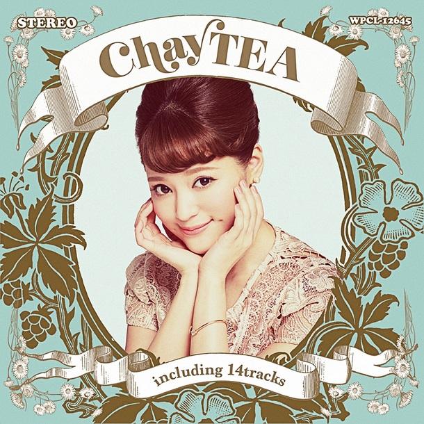 アルバム『chayTEA』【通常盤】(CD)