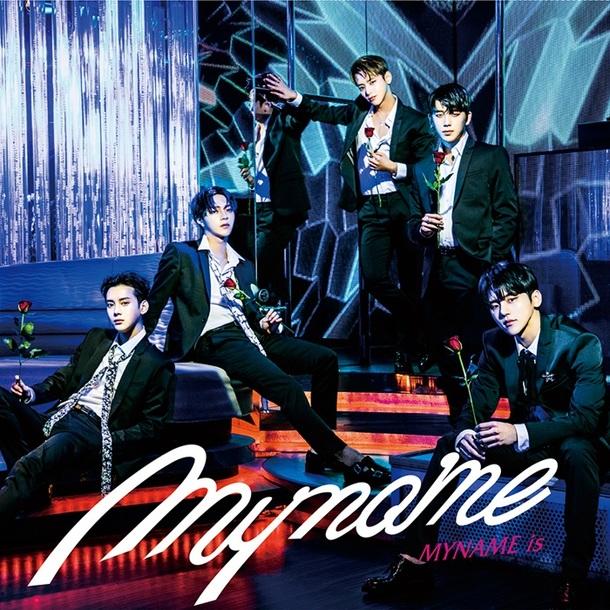アルバム『MYNAME is』【初回限定盤】(CD+DVD)