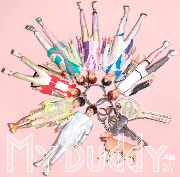 シングル「My Buddy」 【Loppi・HMV限定盤】