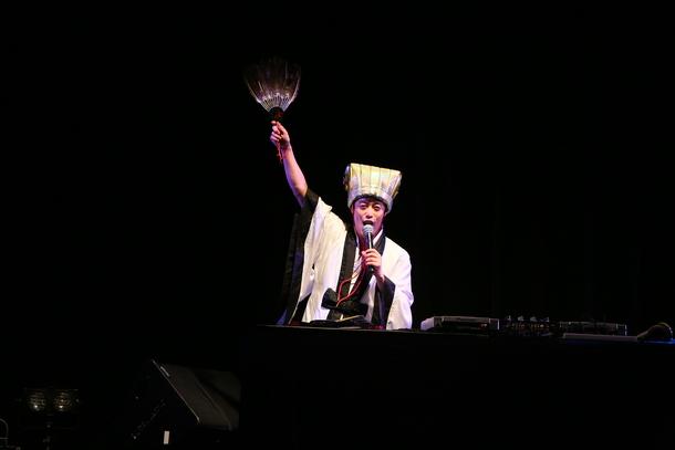 6月18日(DJ やついいちろう) photo by SUNAO HONDA