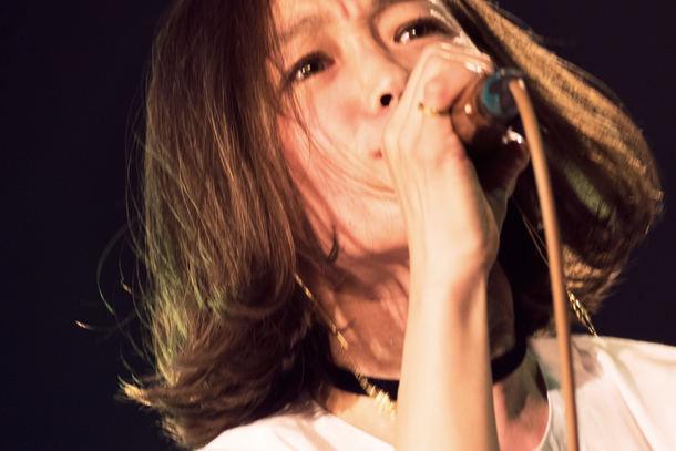 【NakamuraEmi】『NIPPONNO ONNAWO UTAU Vol.4 ~Release Tour 2017~』2017年6月1日 at 恵比寿LIQUIDROOM