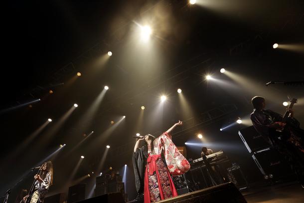 【陰陽座】『陰陽座 全国ツアー2017 「頻伽の聲に応ずるが如し」』2017年5月30日 at TOKYO DOME CITY HALL