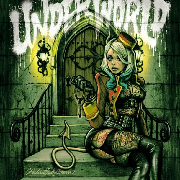 アルバム『UNDERWORLD』