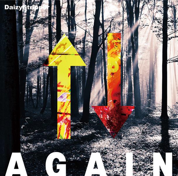 シングル「AGAIN」【通常盤】(CD)