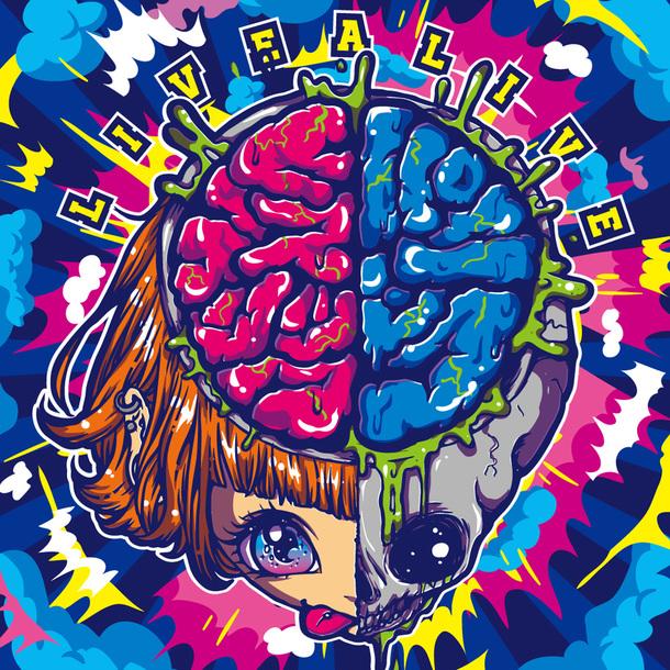 ミニアルバム『LIVE A LIVE』