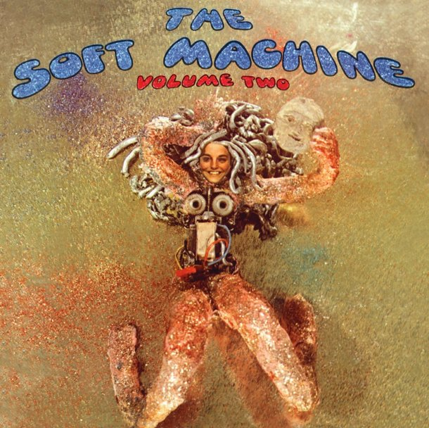 『Volume Two』('69)/Soft Machine