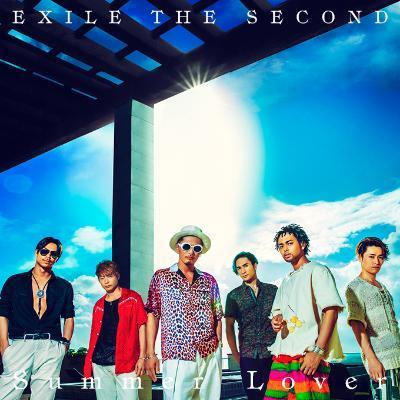 シングル「Summer Lover」【CD】