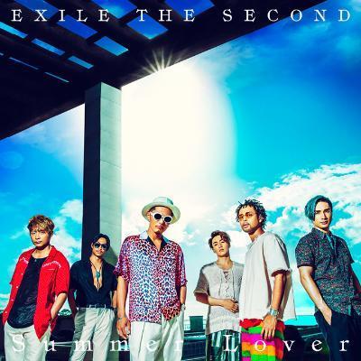 シングル「Summer Lover」【CD+DVD】