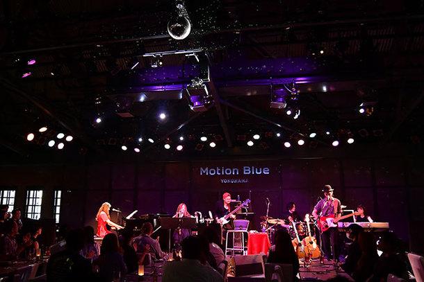 5月27日@Motion Blue YOKOHAMA