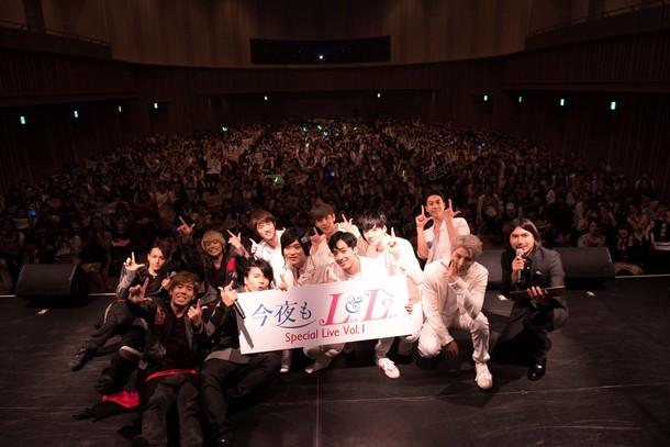 ドラマ『今夜もLL』イベント東京公演終了! パクドル、Boys Republic、WEBERが白熱のバトル!?