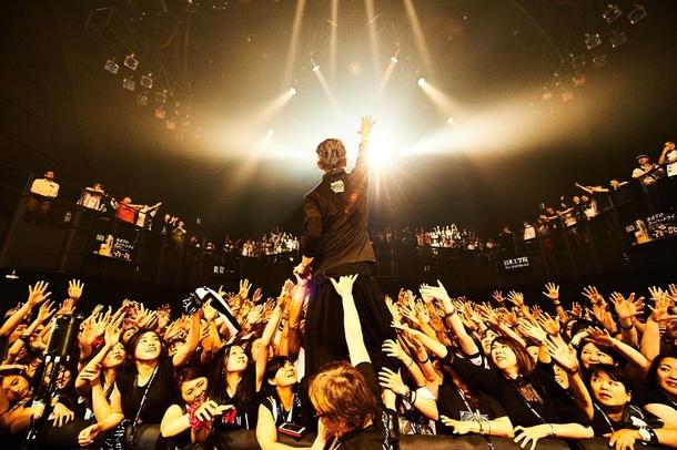 5月21日@赤坂BLITZ