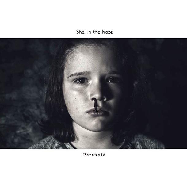 EP「Paranoid」