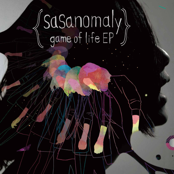 EP『game of life EP』【通常盤】(CD)