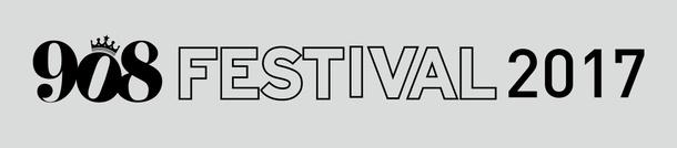 「908 FESTIVAL 2017」ロゴ