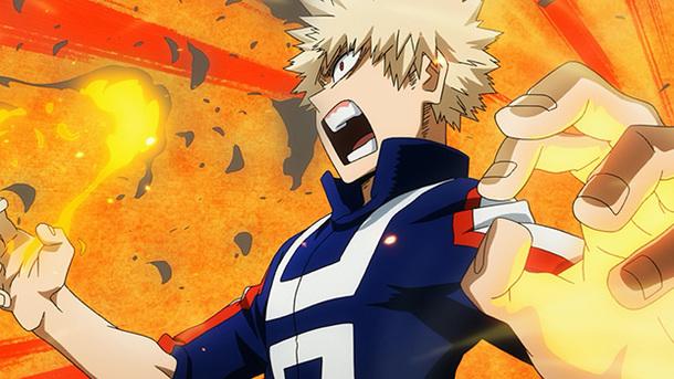TVアニメ『僕のヒーローアカデミア』オープニングムービー