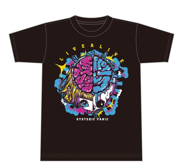 ヒスパニ最新Tシャツ
