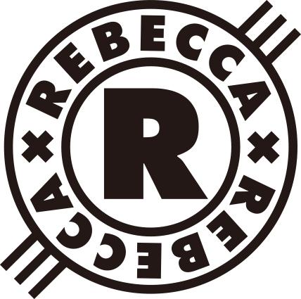REBECCA ロゴ
