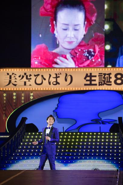 4月5日@東京ドーム(氷川きよし)