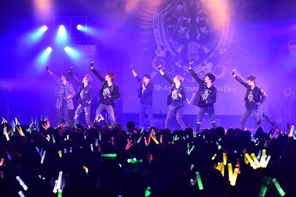 4月2日@Zepp Nagoya(超特急)