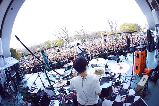 3月29日@代々木公園野外ステージ