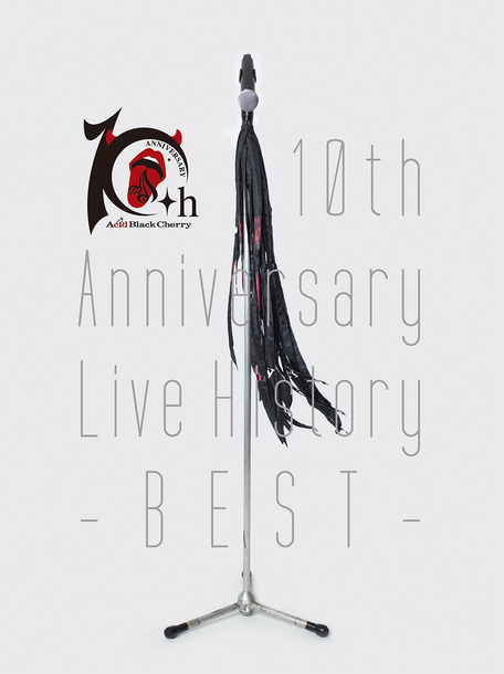 DVD & Blu-ray『10th Anniversary Live History -BEST-』