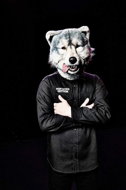 Tokyo Tanaka(MAN WITH A MISSION)