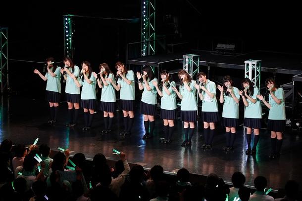 けやき坂46 Zepp Tokyo公演